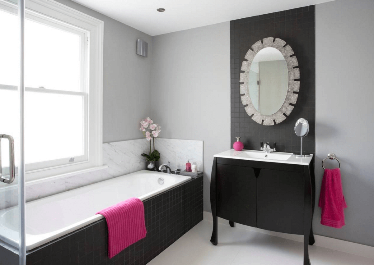 10 Fresh Ideas To Add Color Into Your Bathroom Design
