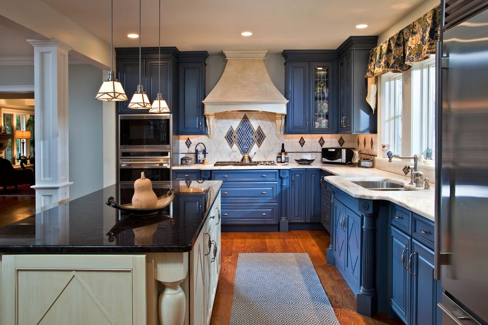 Tips For Kitchen Color Ideas: 4 Color Ideas For Decorating Kitchen With Venetian Plaster