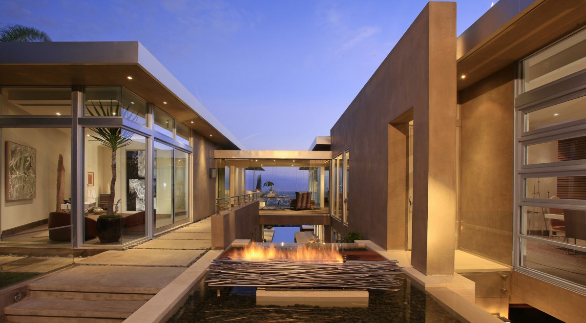 15 5 million celebrity house in hollywood hills la for Luxury homes in hollywood hills
