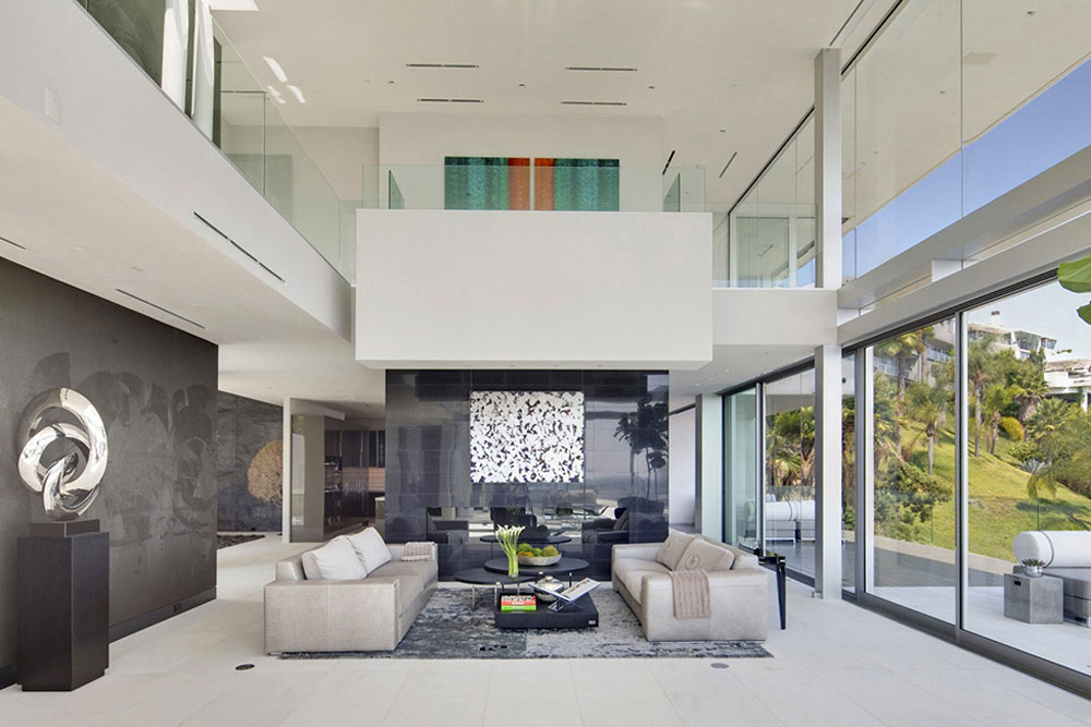 Modern Hollywood Mansion Beautiful Panoramic Views