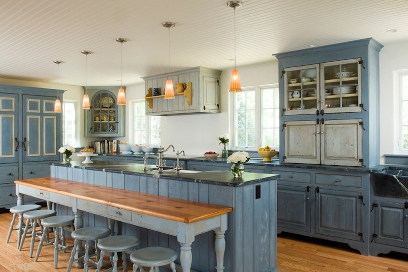 5 Cozy Country Kitchen Ideas Venetian Plaster